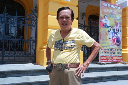 Danh hài Chiến Thắng la cà bia hơi với nhạc sĩ Vinh Sử - 6