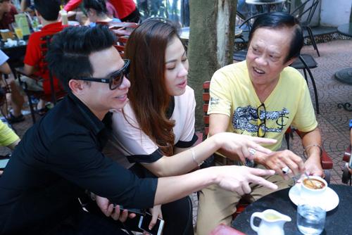 Danh hài Chiến Thắng la cà bia hơi với nhạc sĩ Vinh Sử - 8