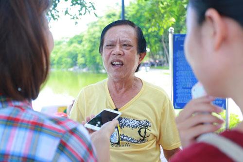 Danh hài Chiến Thắng la cà bia hơi với nhạc sĩ Vinh Sử - 9
