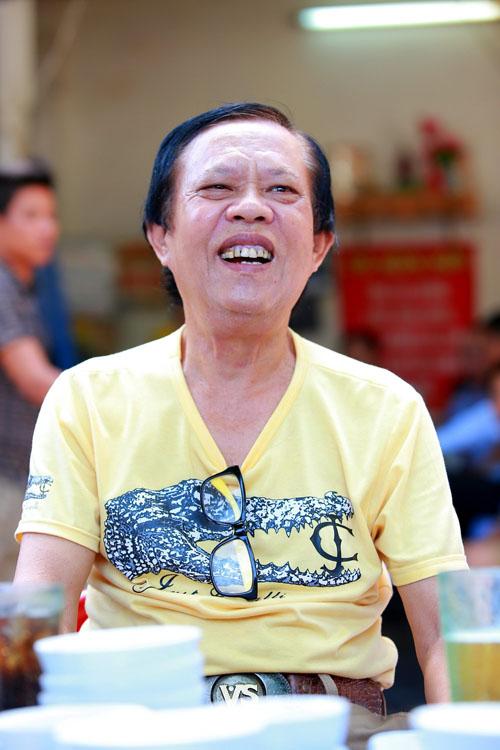 Danh hài Chiến Thắng la cà bia hơi với nhạc sĩ Vinh Sử - 3
