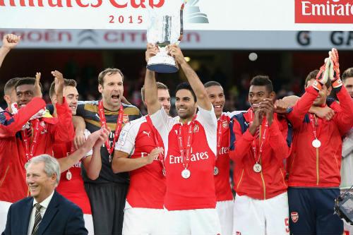 Arsenal vô địch 2 giải giao hữu hè: Bước đà hoàn hảo - 2