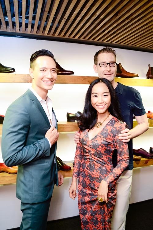 Đoan Trang đằm thắm đi sự kiện cùng chồng - 4