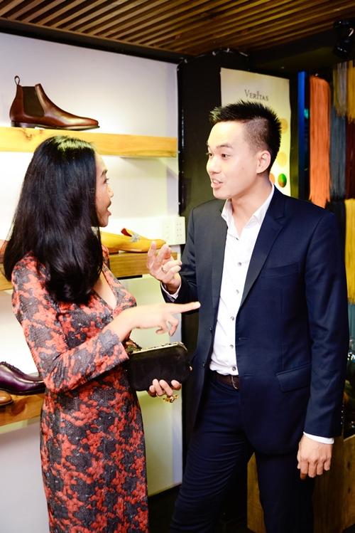 Đoan Trang đằm thắm đi sự kiện cùng chồng - 3
