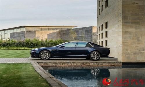 Xe siêu sang Aston Martin Lagonda Taraf mở rộng thị trường bán hàng - 2