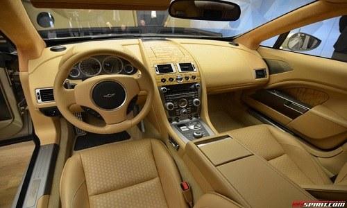 Xe siêu sang Aston Martin Lagonda Taraf mở rộng thị trường bán hàng - 4
