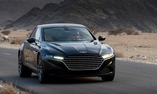 Xe siêu sang Aston Martin Lagonda Taraf mở rộng thị trường bán hàng - 5