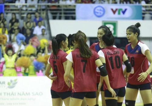 ĐT Việt Nam – ĐT Thái Lan: Kịch tính đến cuối (VTV Cup) - 1