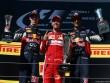 Hungarian GP: Podium không Mercedes