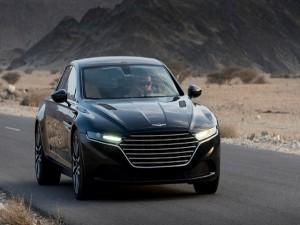 Xe siêu sang Aston Martin Lagonda Taraf mở rộng thị trường bán hàng