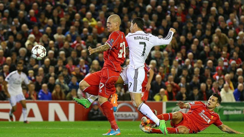 CR7, Messi & Neymar đọ bàn thắng đẹp nhất mùa giải - 1