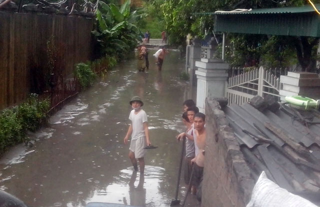 Quảng Ninh: Vỡ đập xỉ thải, di dời khẩn cấp 350 người - 2