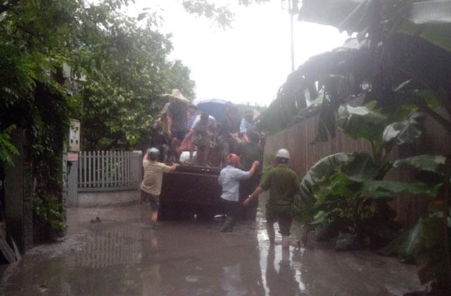 Quảng Ninh: Vỡ đập xỉ thải, di dời khẩn cấp 350 người - 4