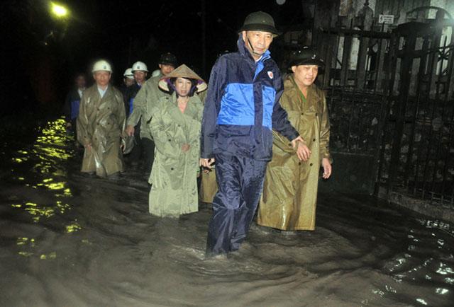 Quảng Ninh: Vỡ đập xỉ thải, di dời khẩn cấp 350 người - 5
