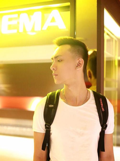 Hé lộ 2 hot boy điển trai nhất Người mẫu Việt Nam - 6