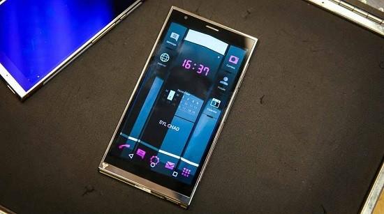 Điện thoại tinh thể lỏng Turing Phone siêu bền, siêu bảo mật - 2