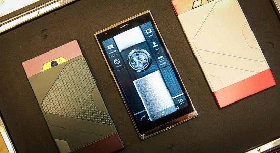 Điện thoại tinh thể lỏng Turing Phone siêu bền, siêu bảo mật - 3