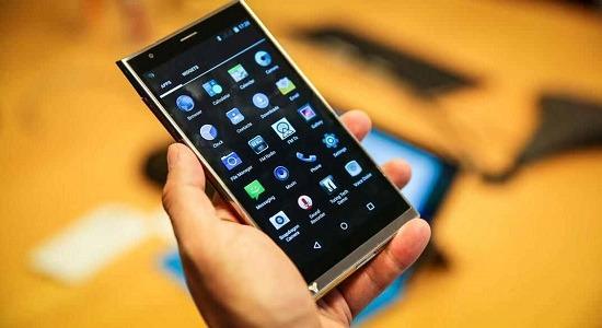 Điện thoại tinh thể lỏng Turing Phone siêu bền, siêu bảo mật - 4