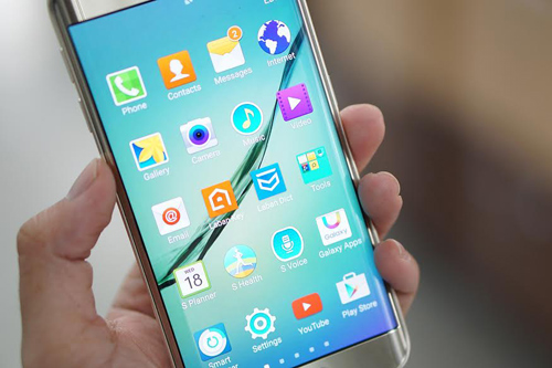Samsung phát triển cảm ứng sau lưng cho điện thoại - 1