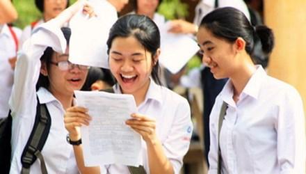 Học viện Ngân hàng công bố điểm xét tuyển NV1 - 1