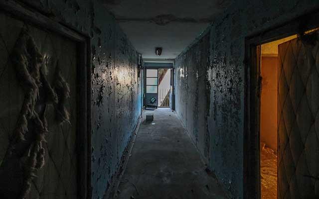 """Rợn người thị trấn """"ma"""" trong lòng Chernobyl - 1"""