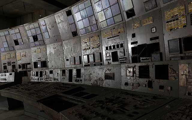 """Rợn người thị trấn """"ma"""" trong lòng Chernobyl - 10"""