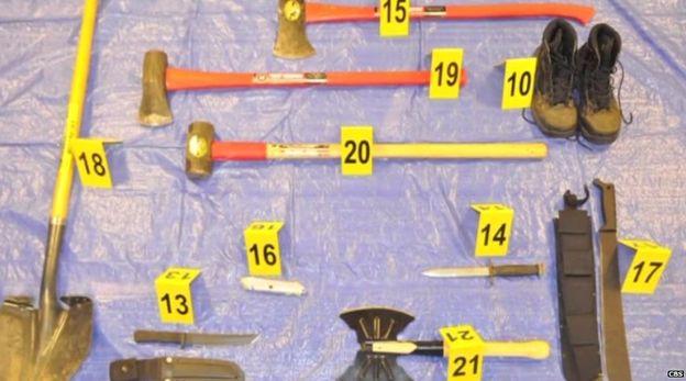 Mỹ: Gái bán hoa bắn chết nghi phạm giết người hàng loạt - 2