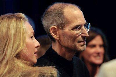 """Steve Jobs và """"bóng hồng"""" giúp ông sống mãi - 1"""