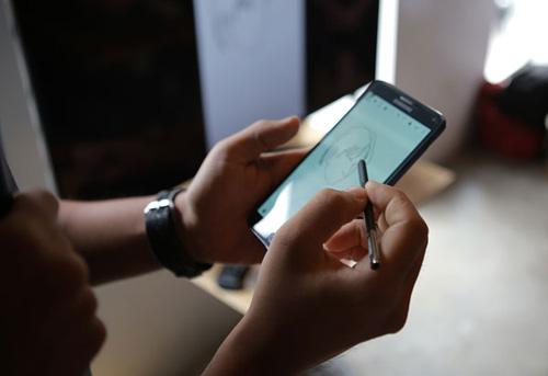 Họa sĩ Thành Phong gặp gỡ tín đồ yêu công nghệ - 3