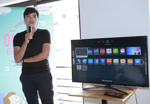Họa sĩ Thành Phong gặp gỡ tín đồ yêu công nghệ - 4