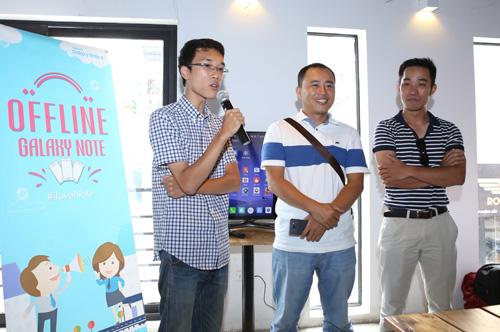 Họa sĩ Thành Phong gặp gỡ tín đồ yêu công nghệ - 5