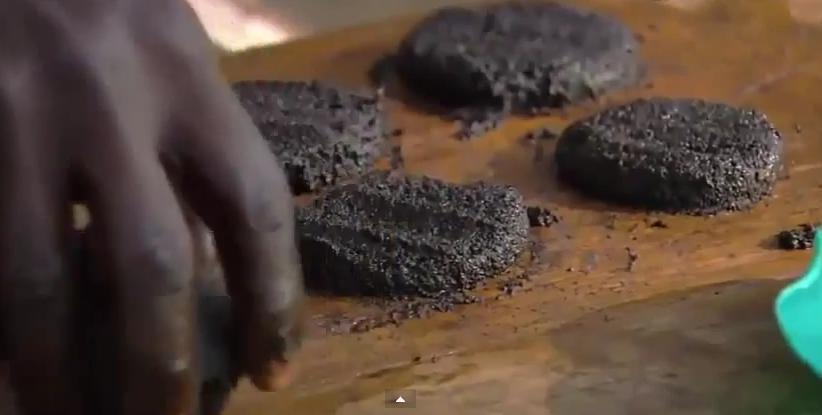 Video: Đặc sản bánh... muỗi giàu protein gấp 7 lần thịt bò - 3