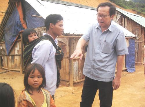 Quảng Nam: Gần 900 người dân vùng dịch bạch hầu được tiêm vắc xin - 2