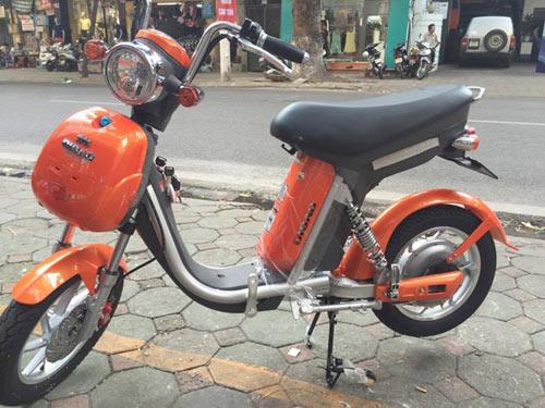 """Xe đạp điện vào mùa """"hot"""" - 1"""