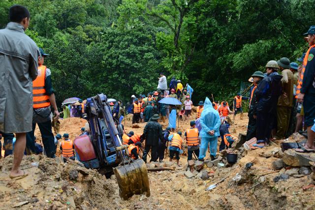 Đã tìm thấy 7 nạn nhân vụ sạt đồi ở Quảng Ninh - 3