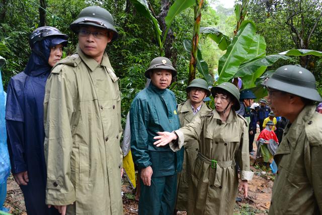 Đã tìm thấy 7 nạn nhân vụ sạt đồi ở Quảng Ninh - 4