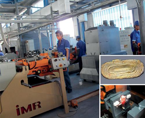 Italisa nhận gia công đúc sản phẩm bằng đồng, kẽm - 3