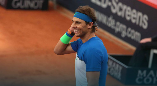 Nadal - Verdasco: Vạn sự khởi đầu nan (V1 Hamburg Open) - 1