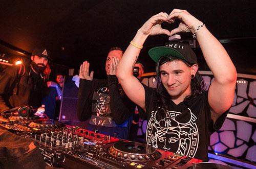 DJ huyền thoại Skrillex đến biểu diễn tại Việt Nam - 2