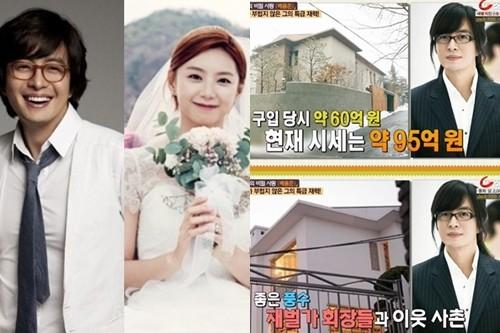 Sửng sốt vì độ giàu có của tài tử Bae Yong Joon - 1
