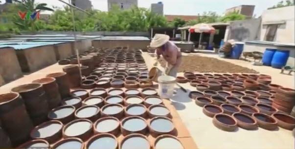 Về Nam Định thăm làng nghề nước mắm Sa Châu - 1