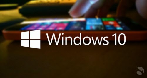 Microsoft tung bản thử nghiệm Windows 10 trên smartphone - 1