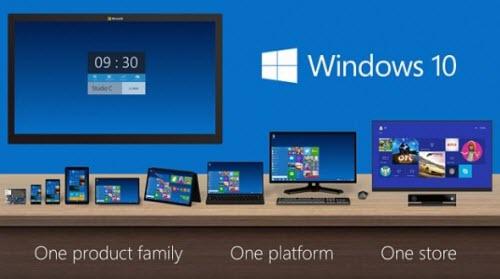 Windows 10 bản chính thức ra mắt cuối mùa hè năm sau - 2