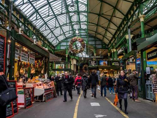 Ghé thăm những khu chợ ẩm thực nức tiếng thế giới - 3