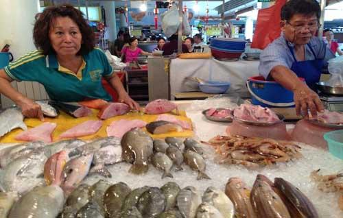 Ghé thăm những khu chợ ẩm thực nức tiếng thế giới - 4