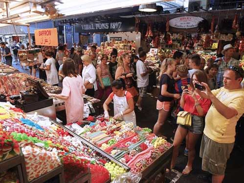 Ghé thăm những khu chợ ẩm thực nức tiếng thế giới - 6