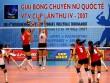 Lining - 11 năm đồng hành cùng Giải bóng chuyền nữ quốc tế VTV Cup