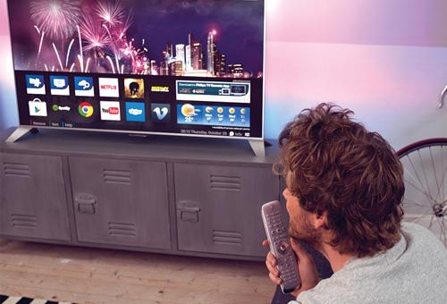 TV Philips gây ấn tượng với công nghệ độc quyền Ambilight - 3