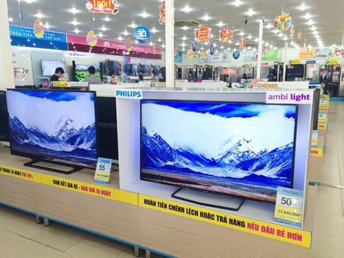 TV Philips gây ấn tượng với công nghệ độc quyền Ambilight - 1