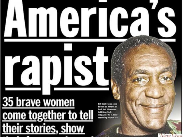 """35 phụ nữ tố bị """"Cha của nước Mỹ"""" cưỡng hiếp"""
