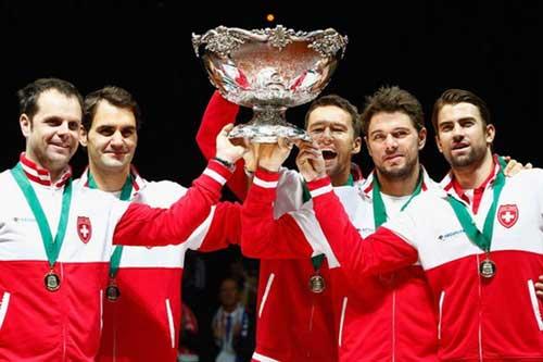 Federer chốt lịch thi đấu: Vì mình, vì Thụy Sỹ - 1